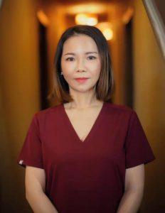 Angie Wang